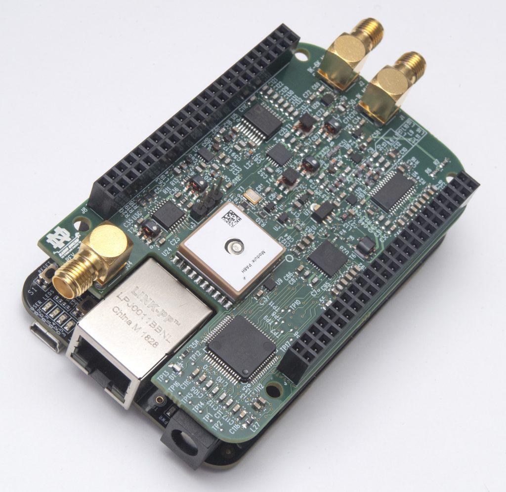 Distributed Spectrum Sensing